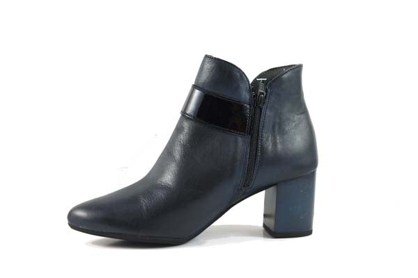 Pitillos Ankle Boot Navy
