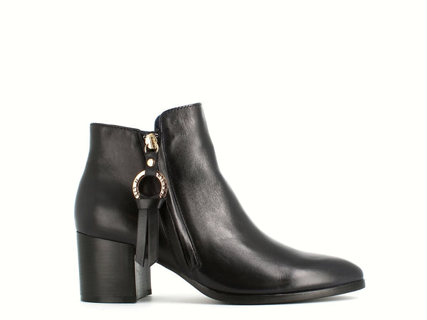 Regarde Le Ciel Taylor Ankle Boot Navy