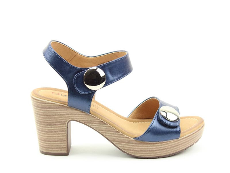 Heavenly Feet Sadie 2 Navy