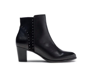Regarde Le Ciel Sonia Ankle Boot Navy