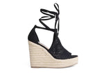 Steve Madden Sure Sandal Black