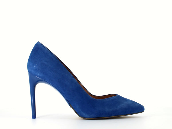 Tamaris Stiletto Royal Blue Suede