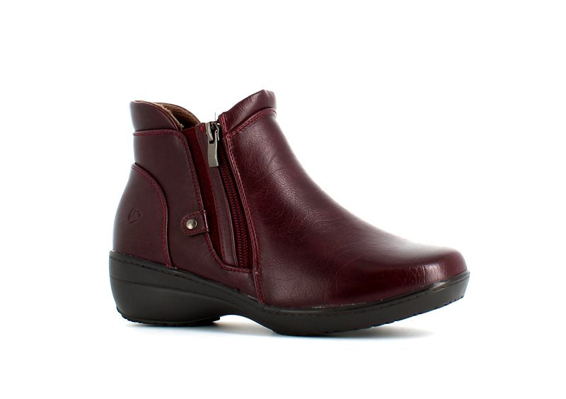 Heavenly Feet Venice Boot Berry