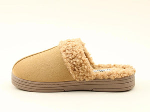 Heavenly Feet Viola Slipper Beige