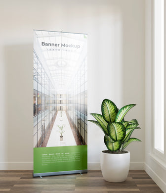Retractable Vinyl Banner