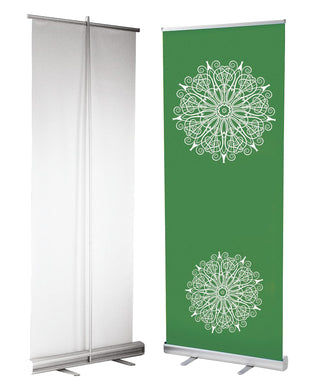 RETRACTABLE BANNER - Twins Print