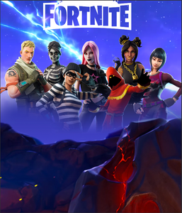 FORNITE  BACKDROP