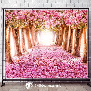 Backdrops / Step and Repeat banner - Twins Print