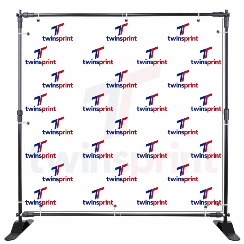 Fabric Step and Repeat Banner