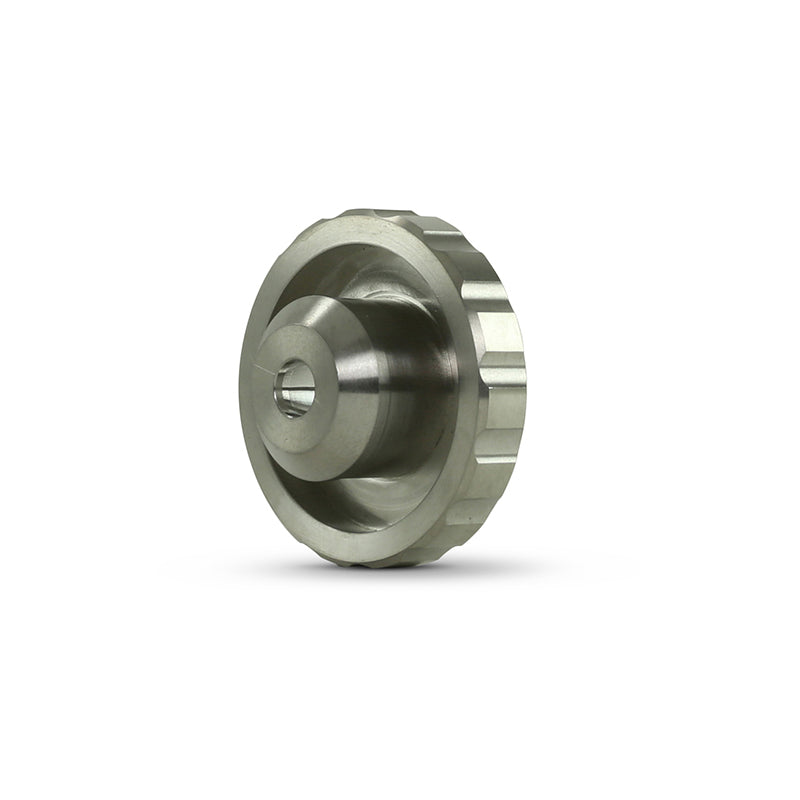 DiaLine Nozzle Nut, Clamp Style-Cutting Head Parts-Flow-AccuStream