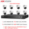 Hikvision T7108Q2TA Turbo HD 8-Channel 1080p DVR with 2TB HDD and 6 1080p Outdoor Turret Cameras Kit