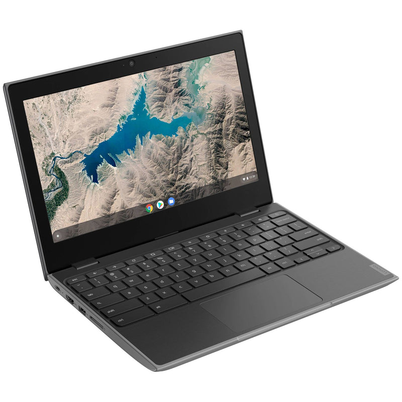 Lenovo100e Chromebook 2nd Gen AST w/ AMD A4-9120C, 4G, 32G eMMC, 11.6in HD, 802.11ac, BT 4.2, Chrome OS-- Manuf. Part