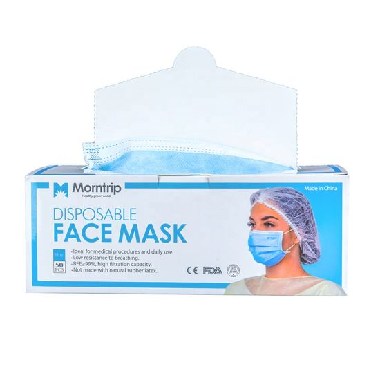 Disposable Face Masks