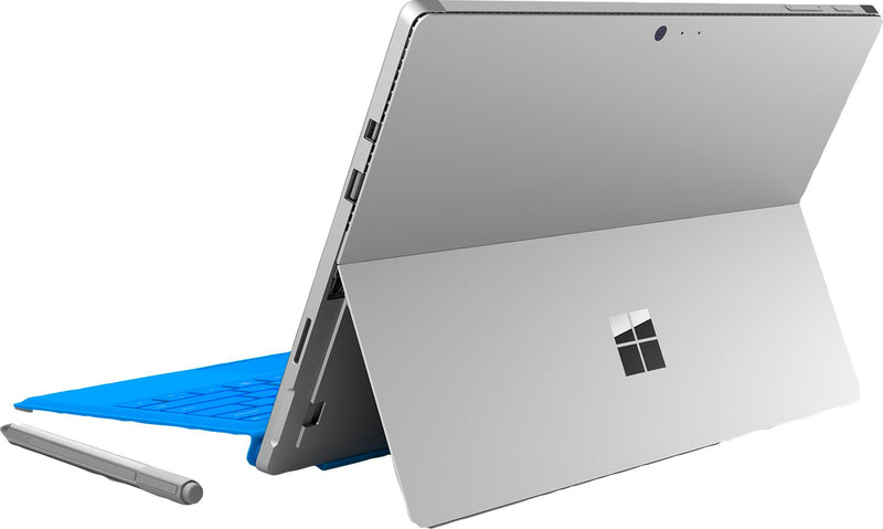 microsoft surface pro 4 back