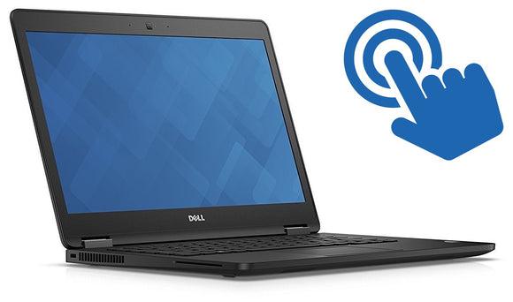Dell e7250 touchscreen
