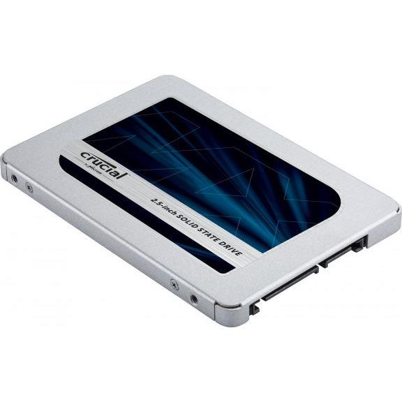 "CRUCIAL MX500 1TB SATA 6Gb/s 2.5"" SSD Read: 560MB/s; Write:510MB/s (CT1000MX500SSD1)"