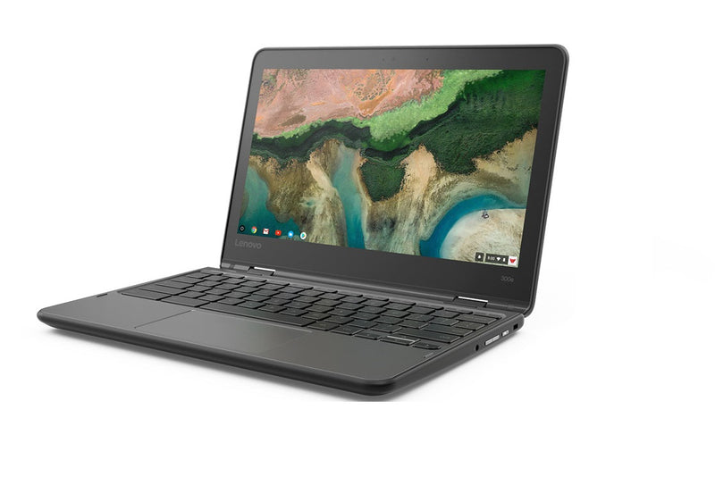 "Lenovo Chromebook 300e (Non-Touch) 81H0 32GB SSD , 4GB RAM 11.6"" CHROME OS Webcam (Open Box) 90 Days Warranty"