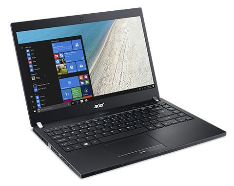 "Acer TravelMate P6 TMP648-G3-M-57DN 14""- Intel Core i5-7200U Dual-core (2 Core) 2.50 GHz - 8 GB RAM - 256 GB SSD - Windows 10 Pro Education - Intel HD Graphics 620 - ComfyView - English Keyboard - IEEE 802.11ac Wireless LAN -Mfr"