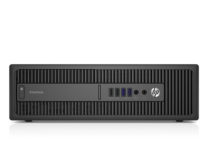HP Elitedesk 800-G2 SFF I5-6500 front view