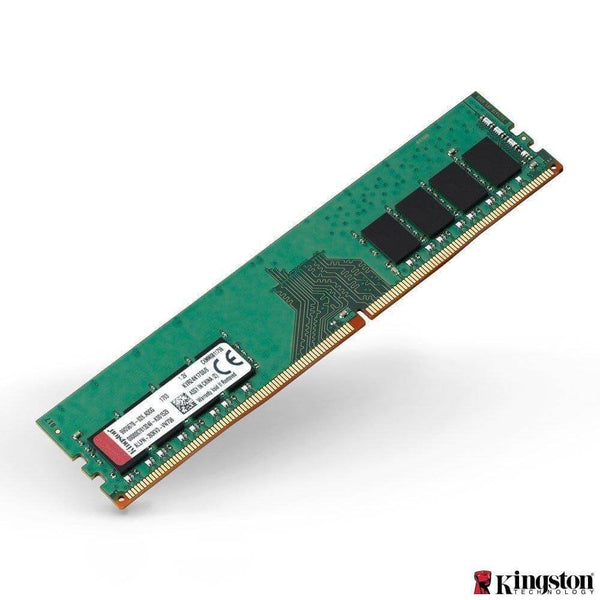 NEW! Kingston ValueRAM 8GB 2400MHz DDR4 Non-ECC CL17 DIMM 1Rx8 Desktop Memory (KVR24N17S8/8)