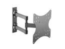 Speedex Super Economy Full-motion TV Wall Mount - For most 23-42 inch TV