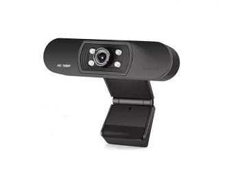 USB Webcam 1080P , HDWeb Camera with Built-in HD Microphone