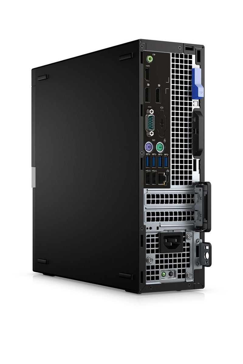dell optiplex 7040 side view