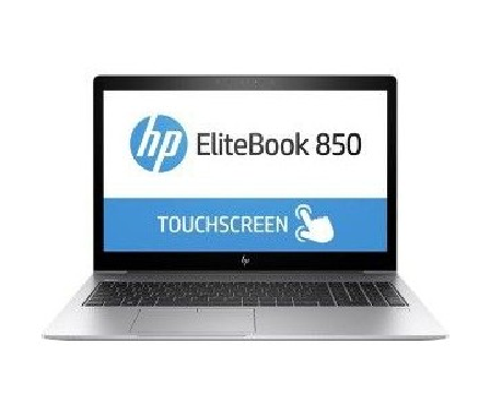 HP Elitebook 850 G3 Touch Core i5-6300U Solid State Drive Wins 10 Pro Refurbished