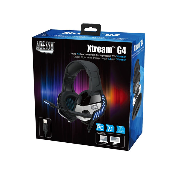 Adesso XTREAM Gaming Headset