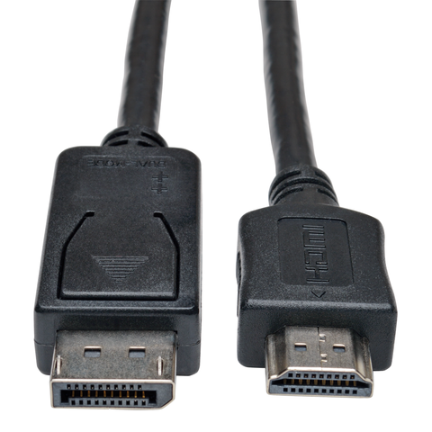 Display Port to HDMI Cable