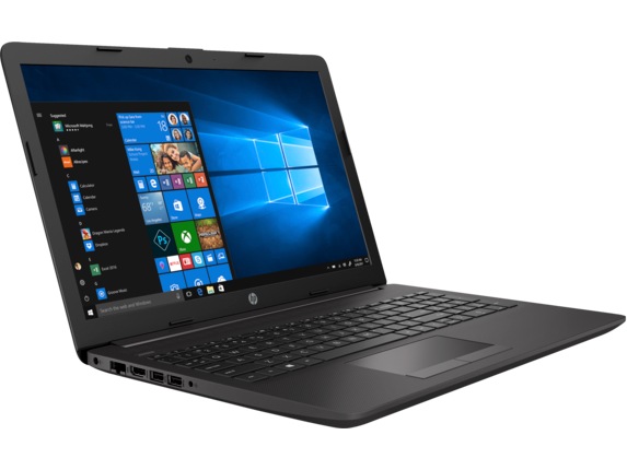 "New HP 255 G7 15.6"" Notebook, AMD Athlon Silver 3050U, 8GB Memory, 256GB SSD, Windows 10 Pro (26R90UT"