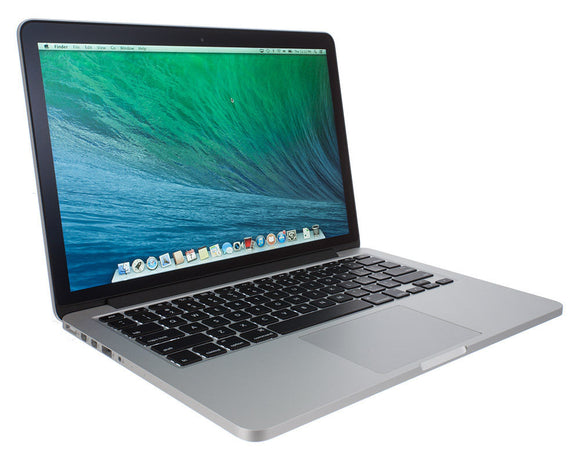 Refurbished Macbook Pro A1502 2.7GHz 8GB RAM 250GB SSD I5 - 2015 Model