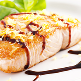 Balsamic Glaze and Sauce  Drizzled over fish - Mandarano