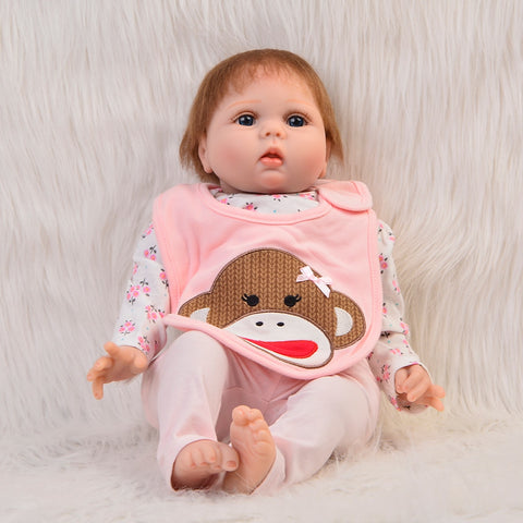 3d3d47582969 22inch reborn baby doll – Gifts Doll