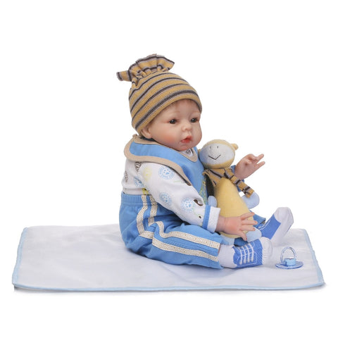 d1de61845afa silicone reborn baby doll – Gifts Doll