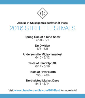 2016 Chicago Summer Festival Schedule