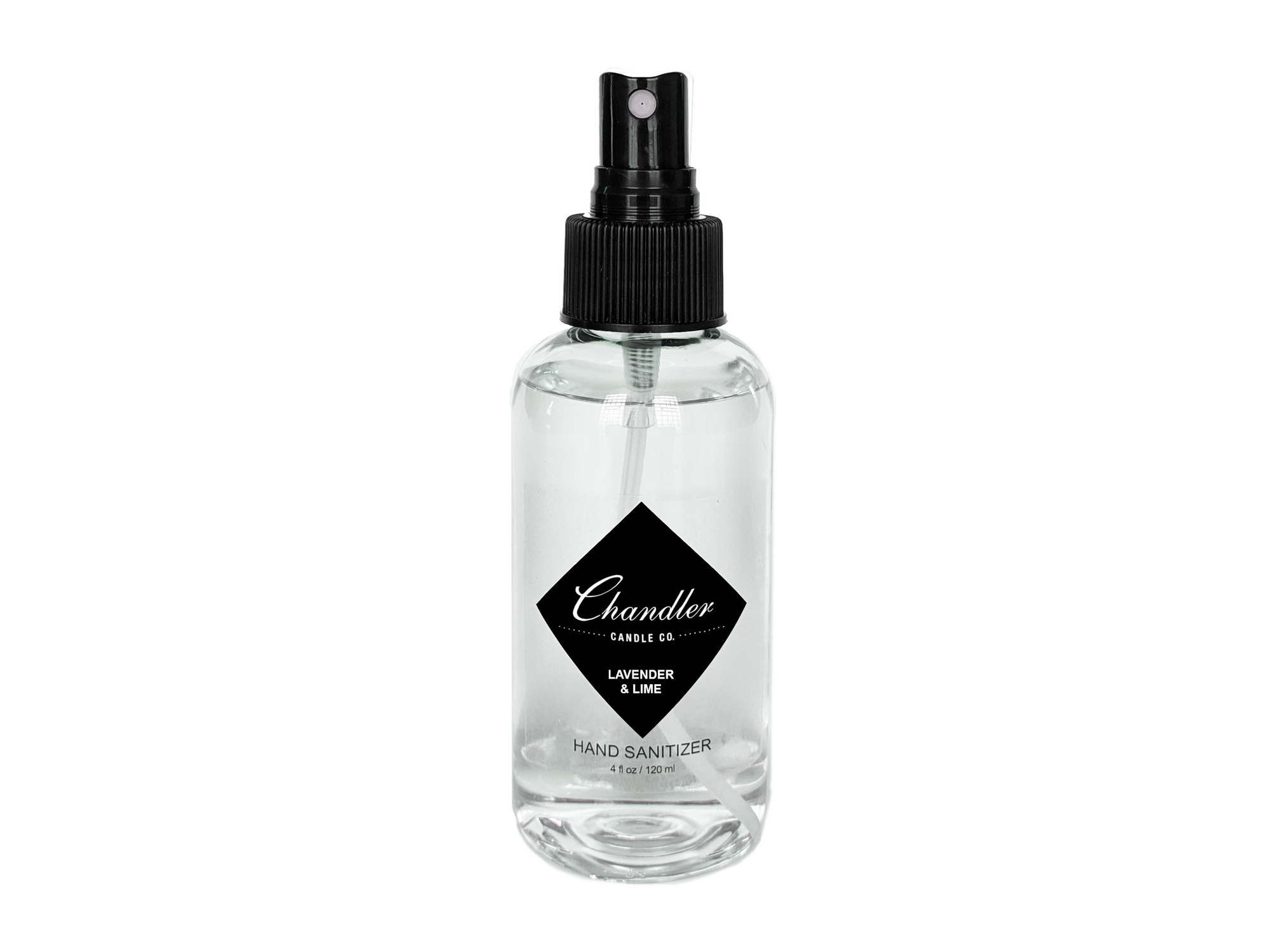 4oz Spray Hand Sanitizer