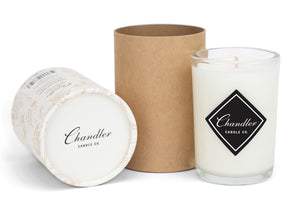 Sandalwood and Vanilla Scented Candle