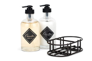 Cardamom & Teak Scented Hand Soap & Lotion