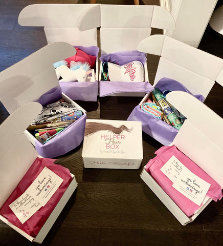 Helper Hair Box