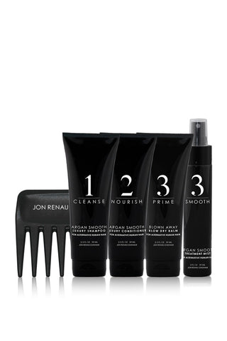 Human Hair Travel Care Kit