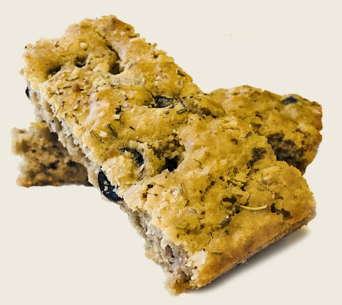 Herb & Olive Focaccia - NEW!