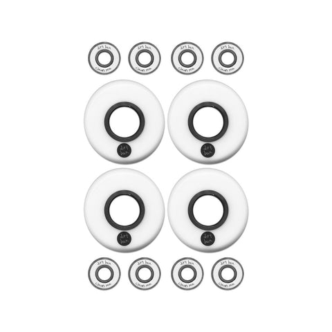 Four Pack Wheels (Bearings)