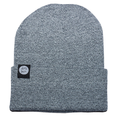 Classic Beanie (Heather Grey)