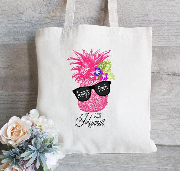 Where My Beaches At,  Bachelorette Gift Bag, Beach Bachelorette Party Tote, Personalized Tote Bag,  Wedding Welcome Tote Bag