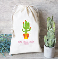 Cactus Hangover Kit, In case things get prickly,  Desert Wedding,  Desert Wedding Welcome Bags,  Desert Wedding Favors
