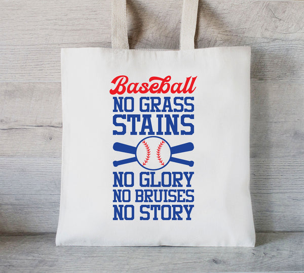 Baseball Tote, Baseball lover tote bag, Tote Bag for Baseball, Gift for Grandma, Baseball season, Grocery Tote, Snack Bag