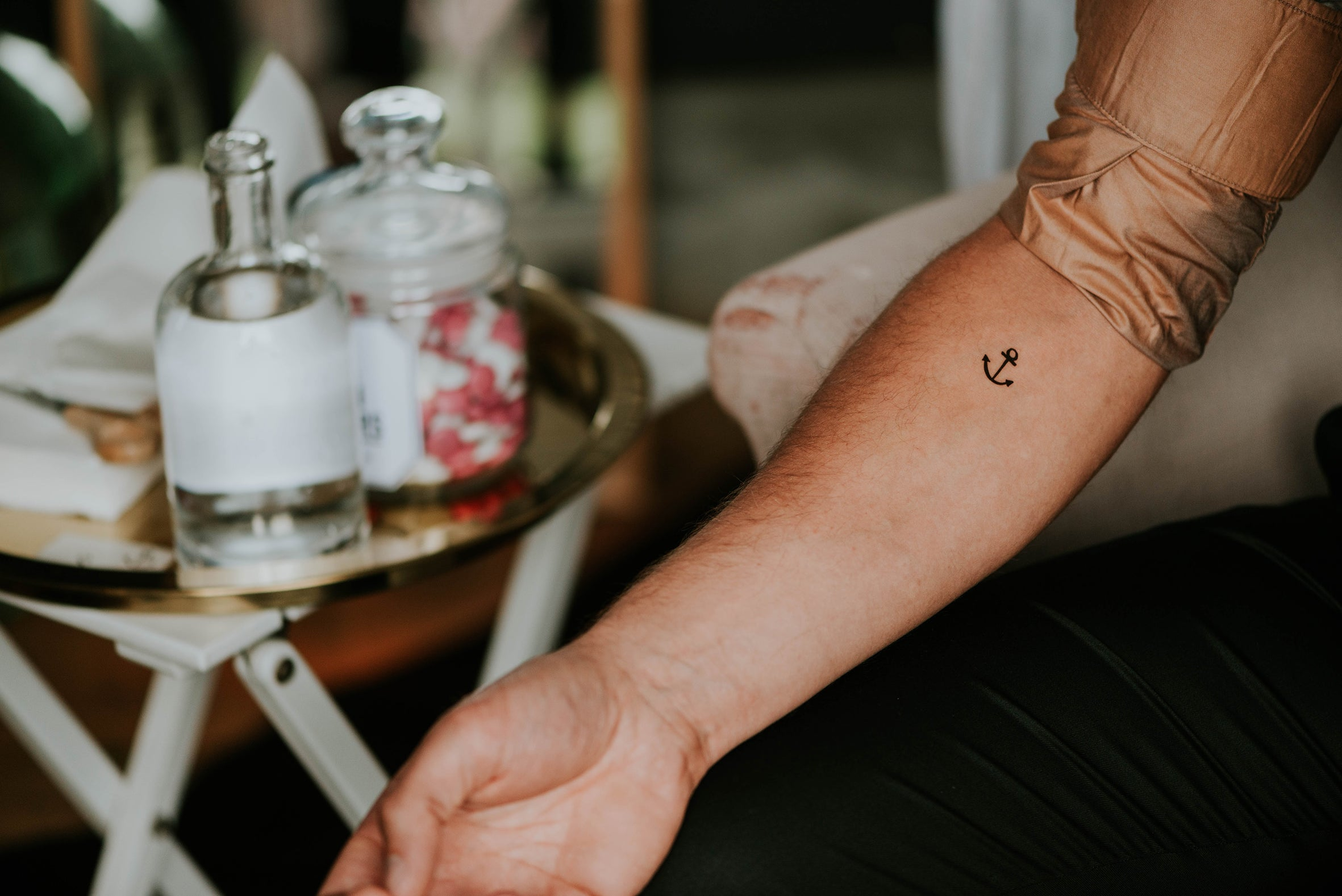 Tattoo Events Young Smitten Temporary Tattoos