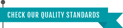 Check our quality standards