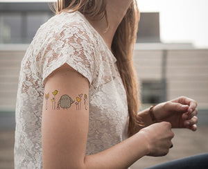 Temporary Tattoo - Set For Kids